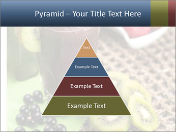 Smoothie Snack PowerPoint Template - Slide 30