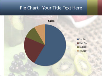 Smoothie Snack PowerPoint Template - Slide 36