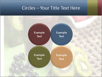 Smoothie Snack PowerPoint Template - Slide 38