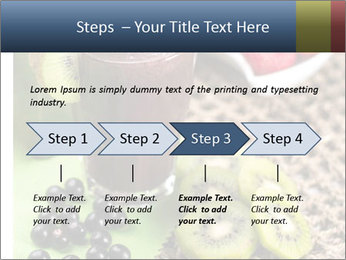 Smoothie Snack PowerPoint Template - Slide 4