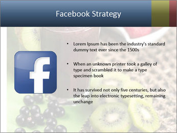 Smoothie Snack PowerPoint Template - Slide 6
