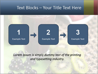 Smoothie Snack PowerPoint Template - Slide 71