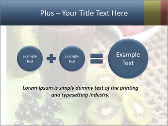 Smoothie Snack PowerPoint Template - Slide 75