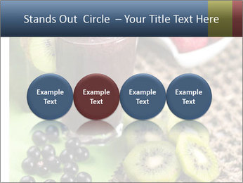 Smoothie Snack PowerPoint Template - Slide 76