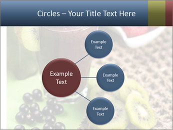 Smoothie Snack PowerPoint Template - Slide 79