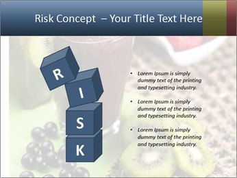 Smoothie Snack PowerPoint Template - Slide 81
