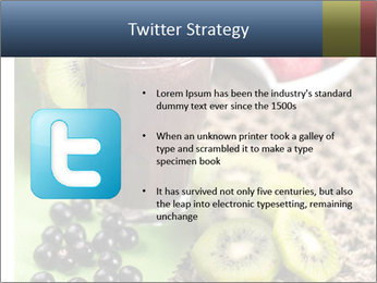Smoothie Snack PowerPoint Template - Slide 9