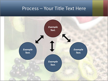Smoothie Snack PowerPoint Template - Slide 91