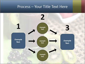 Smoothie Snack PowerPoint Template - Slide 92