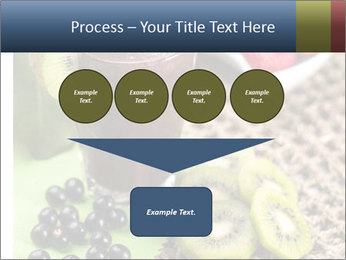 Smoothie Snack PowerPoint Template - Slide 93