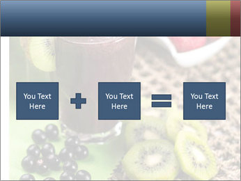 Smoothie Snack PowerPoint Template - Slide 95