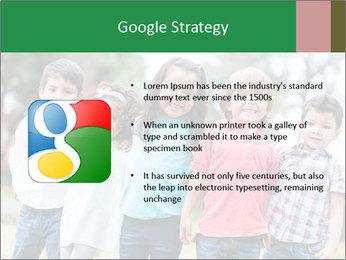 Happy Kindergarten Kids PowerPoint Template - Slide 10