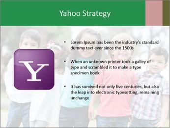 Happy Kindergarten Kids PowerPoint Template - Slide 11