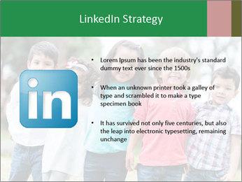 Happy Kindergarten Kids PowerPoint Template - Slide 12