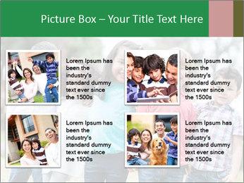 Happy Kindergarten Kids PowerPoint Template - Slide 14