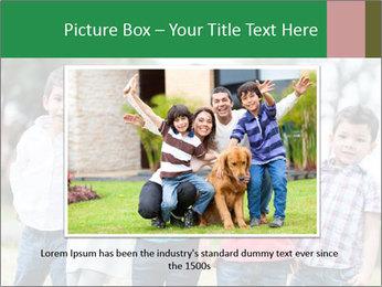 Happy Kindergarten Kids PowerPoint Template - Slide 16