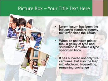Happy Kindergarten Kids PowerPoint Template - Slide 17