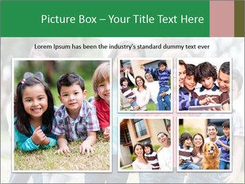 Happy Kindergarten Kids PowerPoint Template - Slide 19