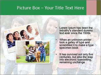 Happy Kindergarten Kids PowerPoint Template - Slide 20
