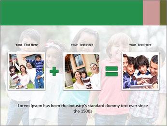 Happy Kindergarten Kids PowerPoint Template - Slide 22