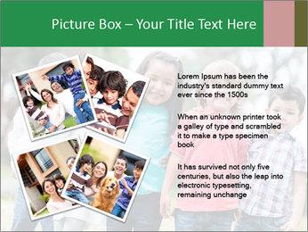 Happy Kindergarten Kids PowerPoint Template - Slide 23