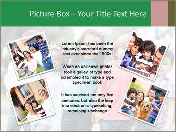 Happy Kindergarten Kids PowerPoint Template - Slide 24