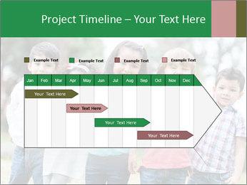 Happy Kindergarten Kids PowerPoint Template - Slide 25