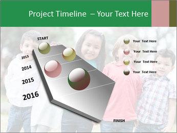 Happy Kindergarten Kids PowerPoint Template - Slide 26