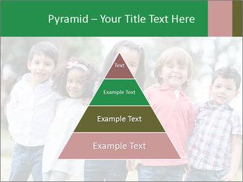 Happy Kindergarten Kids PowerPoint Template - Slide 30
