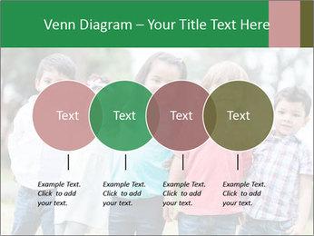 Happy Kindergarten Kids PowerPoint Template - Slide 32