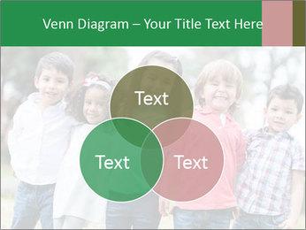 Happy Kindergarten Kids PowerPoint Template - Slide 33