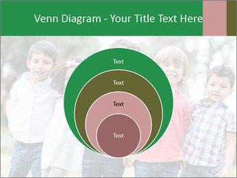 Happy Kindergarten Kids PowerPoint Template - Slide 34
