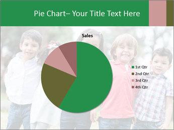 Happy Kindergarten Kids PowerPoint Template - Slide 36