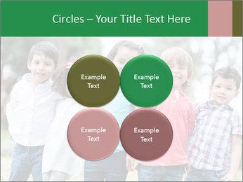 Happy Kindergarten Kids PowerPoint Template - Slide 38
