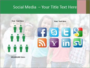 Happy Kindergarten Kids PowerPoint Template - Slide 5