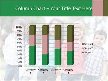 Happy Kindergarten Kids PowerPoint Template - Slide 50