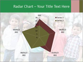 Happy Kindergarten Kids PowerPoint Template - Slide 51