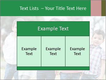 Happy Kindergarten Kids PowerPoint Template - Slide 59