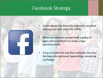 Happy Kindergarten Kids PowerPoint Template - Slide 6