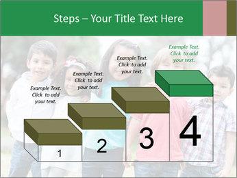 Happy Kindergarten Kids PowerPoint Template - Slide 64