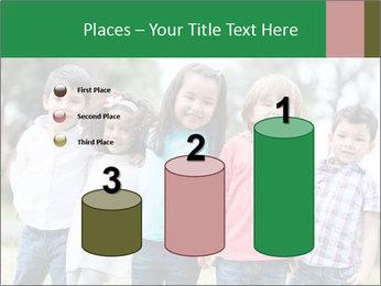 Happy Kindergarten Kids PowerPoint Template - Slide 65