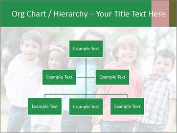 Happy Kindergarten Kids PowerPoint Template - Slide 66