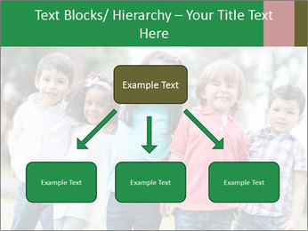Happy Kindergarten Kids PowerPoint Template - Slide 69