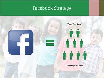 Happy Kindergarten Kids PowerPoint Template - Slide 7