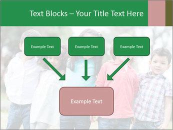 Happy Kindergarten Kids PowerPoint Template - Slide 70