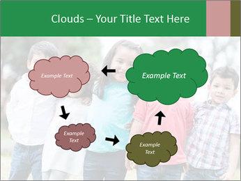 Happy Kindergarten Kids PowerPoint Template - Slide 72