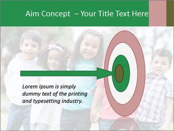 Happy Kindergarten Kids PowerPoint Template - Slide 83