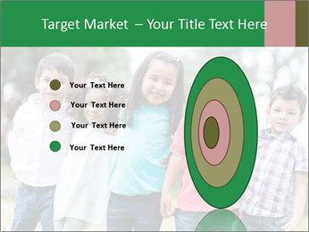 Happy Kindergarten Kids PowerPoint Template - Slide 84