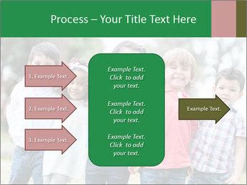 Happy Kindergarten Kids PowerPoint Template - Slide 85