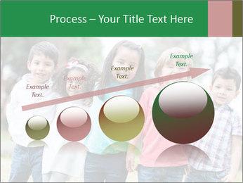 Happy Kindergarten Kids PowerPoint Template - Slide 87